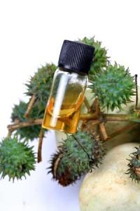 касторовое масло для волос и лица