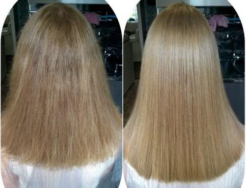 Кокошоко кератиновое выпрямление волос отзывы